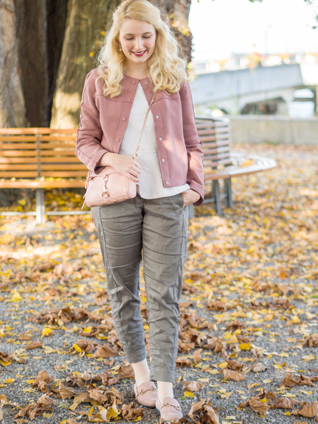 Herbstoutfit Schweizer Modeblog
