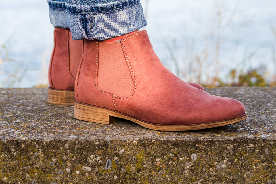 Chelsea Boots im Alltagsoutfit